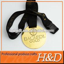 OEM custom zinc die cast medals the same as per your needs