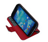 Lychee Wallet Leather Case with stand for samsung galaxy s4 mini i9190