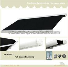 portable aluminum car awning