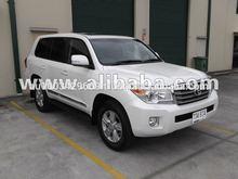 Toyota Landcruiser Sahara RHD