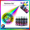cheap auto waterproof acrylic rubber spray paint