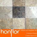 Vinil azulejo andar( design de madeira, tapete design e design de mármore)