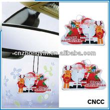 Christmas air paper freshener (ZY20-5546)