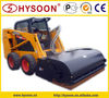 Racoon skid steer loader , skid steer loader attachments , skid steer loader , mini skid steer loader