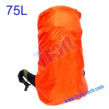 Hot Selling 75L Waterproof Outdoor Travel Bag Rain Cover