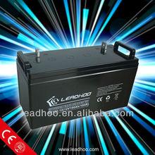 12v UPS battery 12v100ah solar battery, lead acid battery manufucturer in China