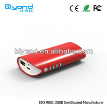 Low price gift 3600mAh usb external battery charge of power bank