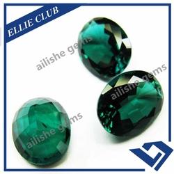 good quality oval cut Columbia Emerald