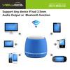 Special musical sound design shape bluetooth speaker nfc VM-BT115