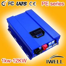 10kw dc/ac solar power inverter 48v LCD solar inverter with mppt