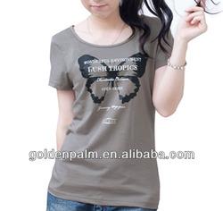 2014 korea t-shirt lady fashion,t-shirt tubes,seamless t-shirt