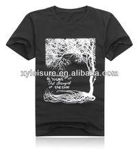 Men's plain cotton t-shirt