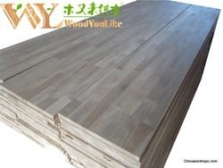 finger joint oak panel finger joint oak board fjl Wood panel finger joint laminating Wood board