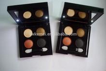 CE098 kemei makeup palette LED eye shadow