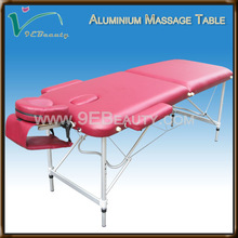 Best massage bed / 2013 Best health massage therapy bed/ solid wooden massage table