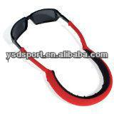Neoprene floating glasses straps for underwater/waterproof
