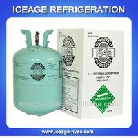 ICEAGE 99.9% purity 30lb r134a refrigerant