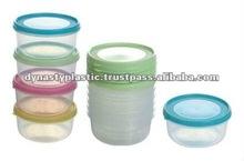 AIRTIGHT PLASTIC Container Pcs Set