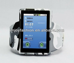 latest design hot android smart watch mobile phone