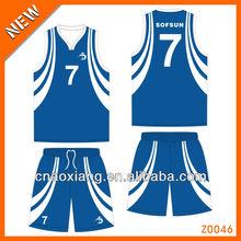 high quality basketball team wear
