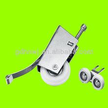 Sıcak satış iron+plastic sürgülü kapı asılı tekerlek yüksek kalite( sd2211)