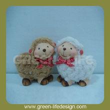 Antique adorable sheep figurine