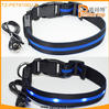 Rechargeable safety dog collar light led pet collar for hot sale TZ-PET6100U