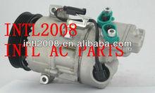 Calsonic CSE613 air con a/c compressor for BMW 116i, 118i, 120i,BMW 3,BMW X1 64509156821 64529156821 64529182793 A4101541A023