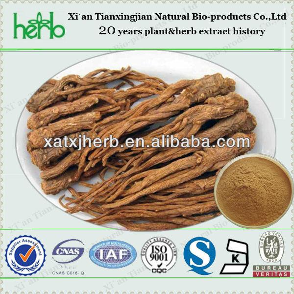 ISO BV standard natural dong quai extract powder