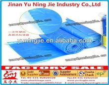 draw string/star sealed garbage bag/china manufacturing