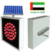 Solar Traffic Flash Light