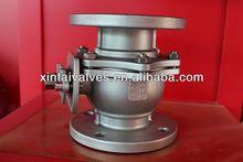 magnetic ball valve ss ball valve dbb valve