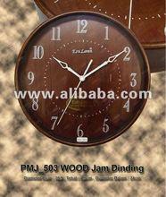 Recuerdo la promoción wallclock pmj_503 madera dinding mermelada de recuerdos/regalo/la promoción
