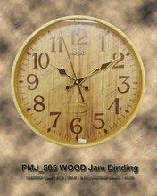 Recuerdo la promoción wallclock pmj_505 madera dinding mermelada de recuerdos/regalo/la promoción