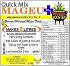 Quick Mix MAGEU PLUS (Instant Maize Drink)
