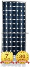 BBPV 250W PV Solar Module Monocrystalline PV Solar Panel