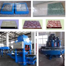 KB125 cement tile machine/floor using concrete tile machine