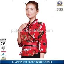 Fashion hotel uniform/hotel workwear for woman
