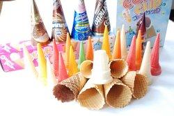 ISO Certificate Sweet Cones for Ice Cream