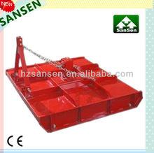 3 ponto topping mower / escova cortador / corte rotativo cortador de