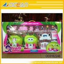 2013 hot sale mini apple shape dolls house furniture OC0162246