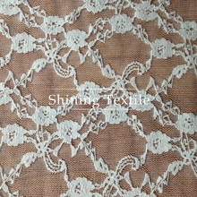 Low MOQ Voile Lace Fabric Switzerland For Garment