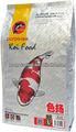 alimento para peixes koi