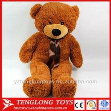 2014 hot sale plush bear toy huge teddy bear