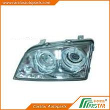 CAR HEAD LAMP CRYSTAL FOR OPEL OMEGA 87-94