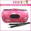 2014 wholesale pet carrier,fashion dog carrier bag cheap