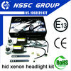 2013 new NSSC 12V 35w hid xenon headlight kit for sale