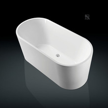 A1881 Acrylic Freestanding Bathtub Bath