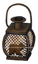 antique candle tealight wrought iron handicrafts decorative metal candle lanterns