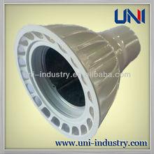 UNI40008 china wholesale customize aluminum die casting led radiator manufacture aluminum lamp shade